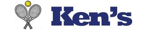 Ken's Racquet Stringing Logo